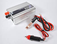 Инвертор напряжения 500W, Инвертор, преобразователь, автомобильный инвертор