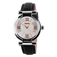 Классические женские часы SKMEI ELEGANT 9075 BLACK