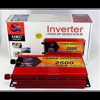 Преобразователь AC/DC AR 2500W (c функции плавного пуска преобразователя), Инвертор, преобразователь, автомобильный инвертор