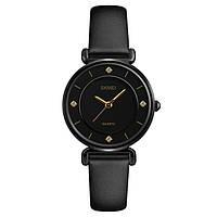 Классические женские часы SKMEI BATTERFLY 1330 BLACK