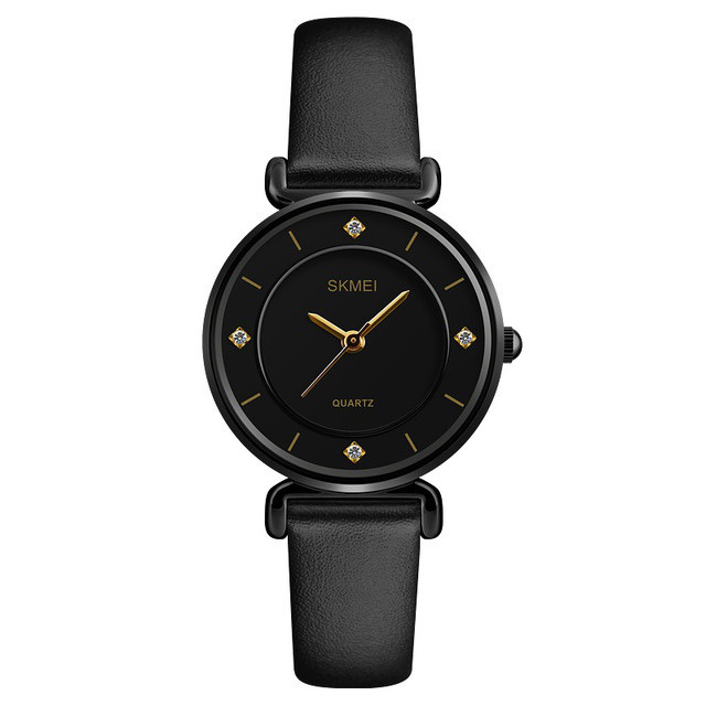 Классические женские часы SKMEI BATTERFLY 1330 BLACK, фото 1