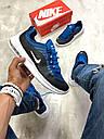 Кроссовки черные мужские Nike Air Max Axis 41-45, фото 2