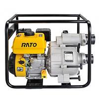 Мотопомпа для полугрязной воды Rato RT80WB26-3.8Q