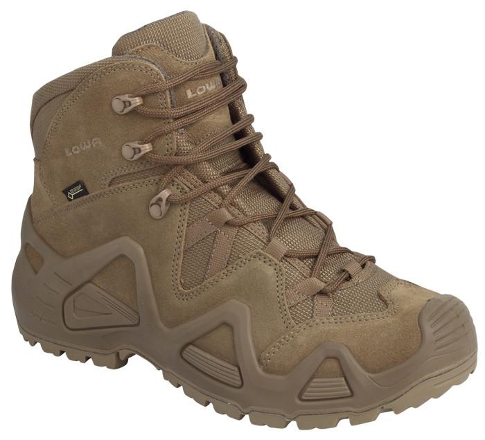 73d7a187 Ботинки трекинговые LOWA Zephyr GTX MID TF Coyote OP 310537/0731 -  Интернет-магазин
