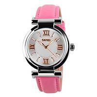 Классические женские часы SKMEI ELEGANT 9075 ROSE