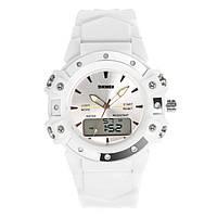 Спортивные женские часы SKMEI EASY 0821 WHITE
