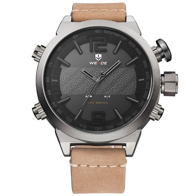 Спортивные мужские часы WEIDE PORTER 6101, фото 1