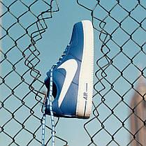 Кроссовки Nike Air Force 1 07 Lv8 823511-405 (Оригинал), фото 2