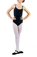 Купальник для танцев на тонких бретелях Dance&Sport N 011, хлопок
