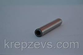 Штифт 5 мм цилиндрический с внутренней резьбой закаленный DIN 7979 D, ISO 8733, ISO 8735