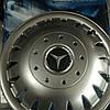 Колпаки SJS на Mercedes Benz Sprinter R15 (к-кт 4 шт.)