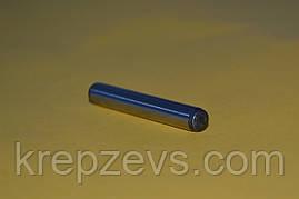 Штифт 8 мм цилиндрический с внутренней резьбой закаленный DIN 7979 D, ISO 8733, ISO 8735