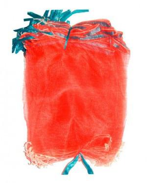 Сетка для  защиты винограда 5 кг (28*40 см), 50 шт, красная