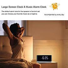 Портативная Bluetooth колонка + будильник + FM радиоприемник 3 в 1, фото 2