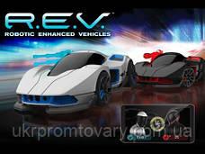 WowWee R.E.V. Роботизированные машины Cars, 2 шт., фото 2