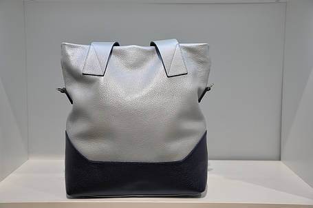 Стильная женская кожаная сумка 0103-927, фото 2