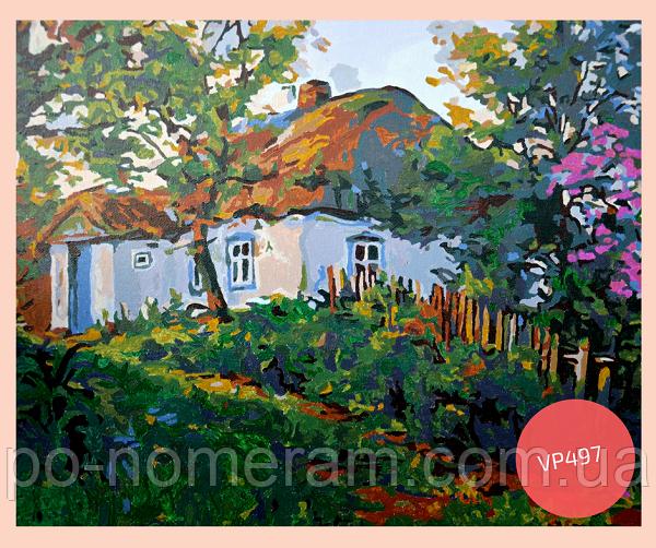 украинский пейзаж картина