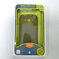 Сумка к мобильным телефонам GlobalCase для Samsung S7272 Ace 3 (TPU, темный)