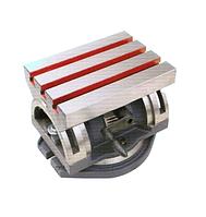 Стол координатный поворотный наклоняемый 302х241х232мм (WTS-12)