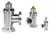 Клапани суцільнометалеві UHV серії 54