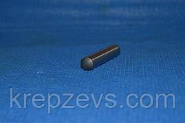 Штифт 2,5 мм цилиндрический закаленный DIN 6325, ГОСТ 24296-93