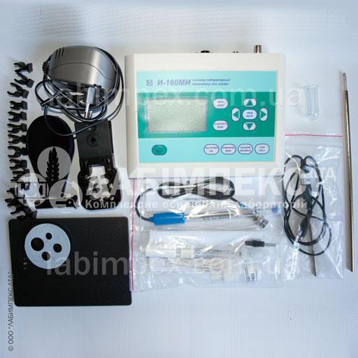 Комплект поставки иономера И-160 МИ: