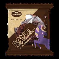 Пончик Donut с шоколадом (упакованый)