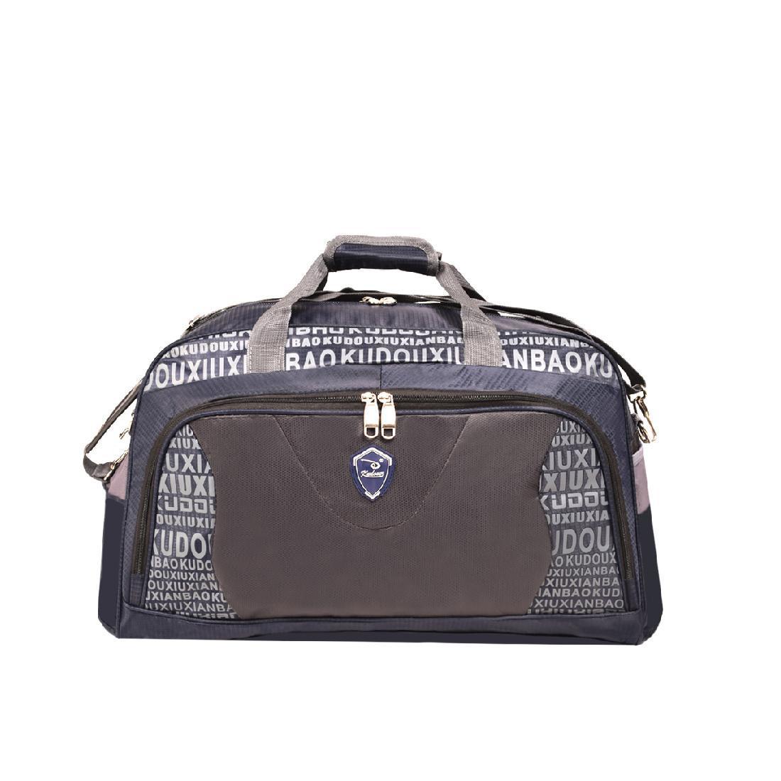 Дорожная сумка Kudouer (нейлон)  50х33х23 цвет синий  кс1215Всин