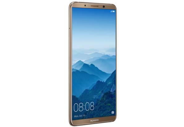 """Водонепроницаемый смартфон с двойной камерой со сканером отпечатка пальца 6"""" 8 ядер 6/128Gb Huawei Mate 10 Pro"""