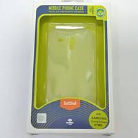 Сумка к мобильным телефонам GlobalCase для Samsung S7562 (TPU, светлый)