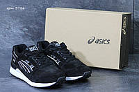 Кроссовки мужские Asics Gel Lyte кроссовки черные - Замша,подошва пена,размеры:41-45 Вьетнам