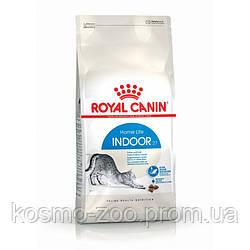 Сухой корм для домашних котов Роял канин Индор (Royal Canin Indoor Adult), 10 кг