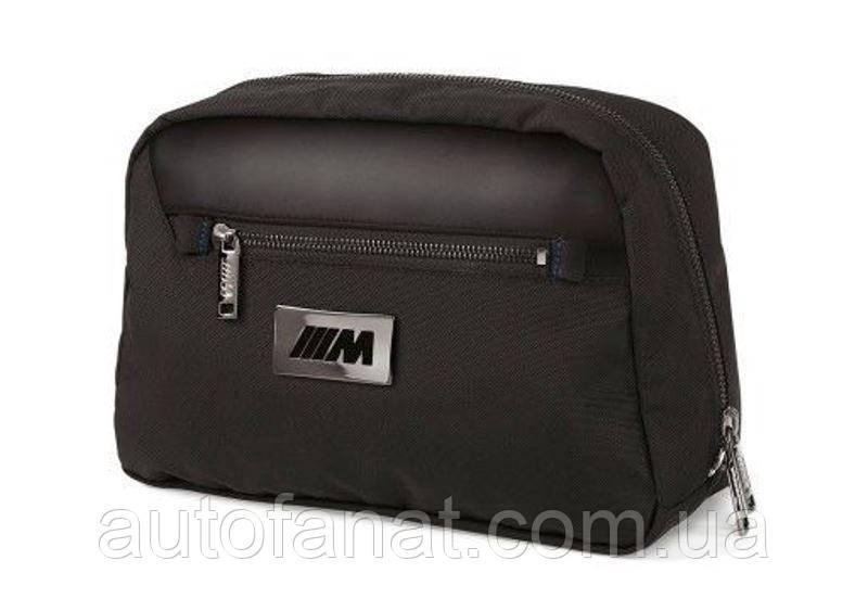 Оригинальный  дорожный несессер BMW M Wash Bag (80222454769)