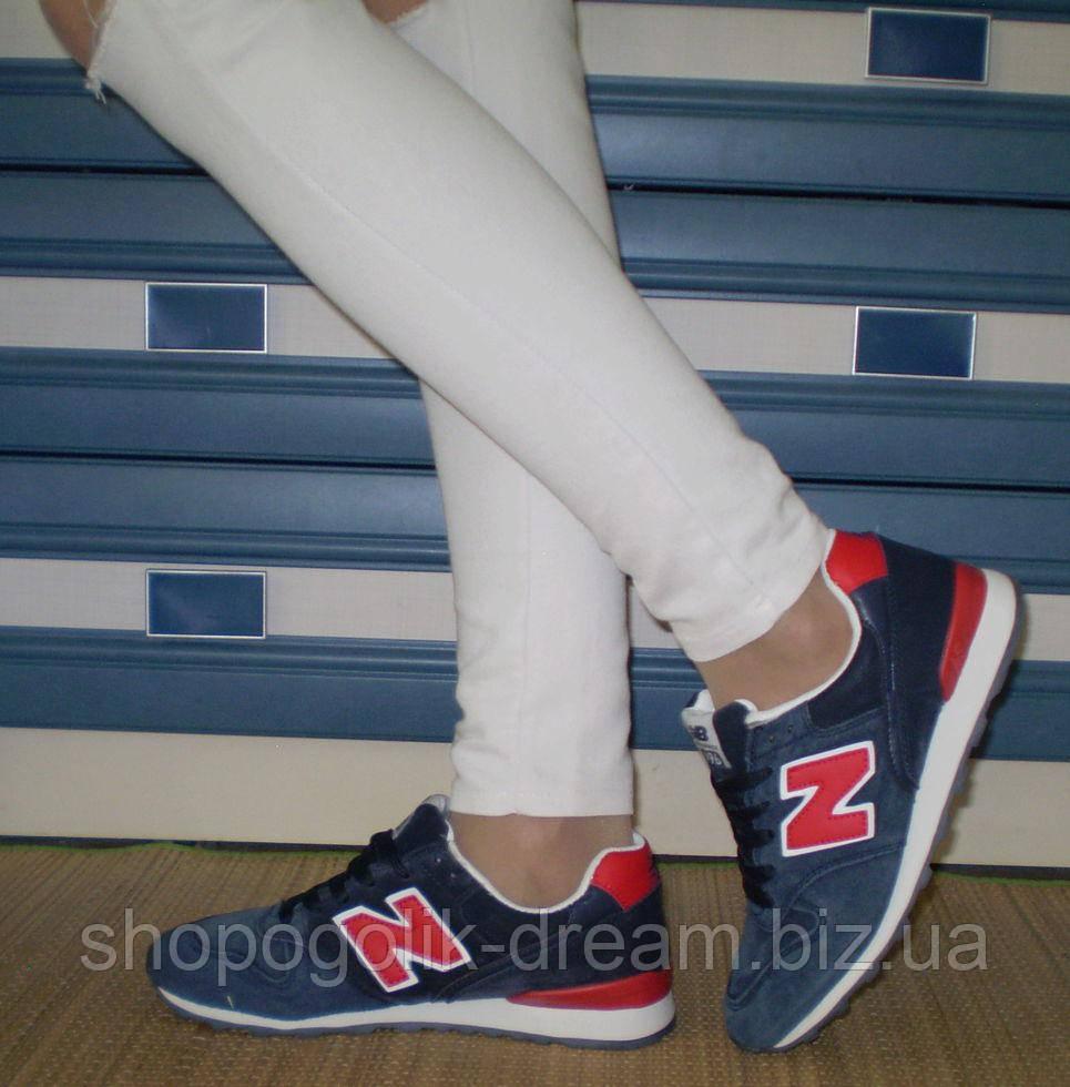 Фирменные женские кроссовки New Balance 61ddfe16f6431