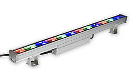 Лінійна підсвічування AquaFall QL-43C 20W LED (RBG) різнокольорова