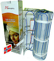 Nexans Millimat теплый пол мат 150 Вт/м2 (Норвегия)
