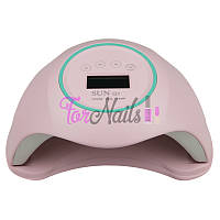 UV LED лампа Sun Q1 48 Вт, нежно-розовая