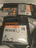 """Рыболовные крючки,,Orange carp""""  #14, фото 3"""