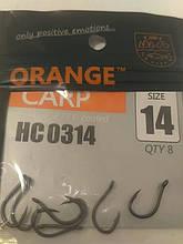 """Рыболовные крючки,,Orange carp""""  #14"""