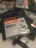 """Рибальські гачки ,,Orange carp"""" #16, фото 4"""