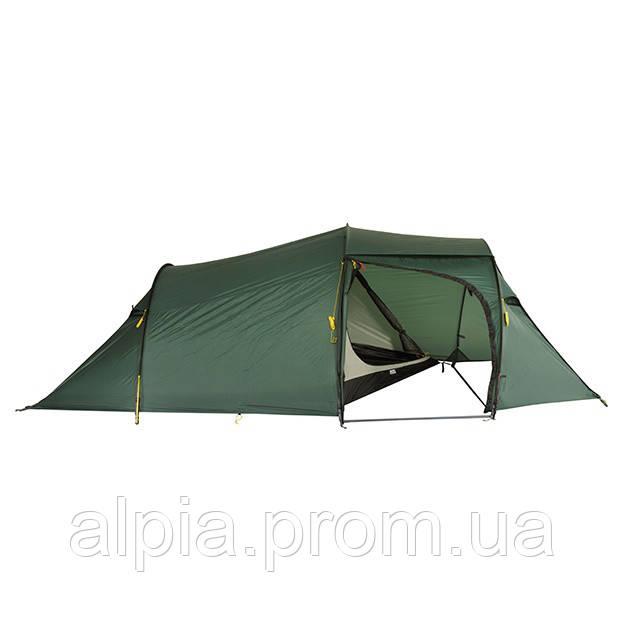 Экспедиционная палатка Wechsel Outpost 3 Zero-G (Green) + коврик (3 шт.)