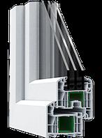 Окна металлопластиковые пвх Steko S700 энергосберегающие
