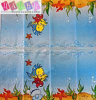 """Салфетка декупажная 33Х33см 7 """"Рыбка Нэмо с цветком"""" (товар при заказе от 200 грн)"""