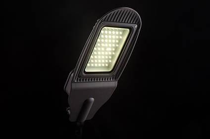 Светильник светодиодный консольный уличный премиум 30 Ватт GALAXY LED