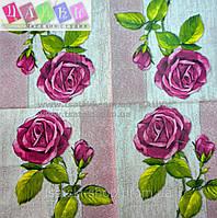 """Салфетка декупажная 33Х33см 2 """"Роза и стена""""(товар при заказе от 500грн)"""