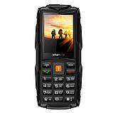 Телефон мобильный VKworld New V3 черный, фото 3