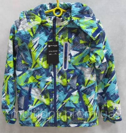 Куртка детская демисезонная 110-140
