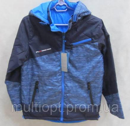 Куртка детская демисезонная 116-134