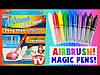 Волшебные Воздушные фломастеры Airbrush Magic Pens, фото 2