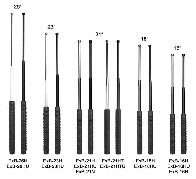 Телескопическая дубинка описание
